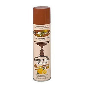 Guardsman Furniture Polish Concentrate Decorator Supply Inc